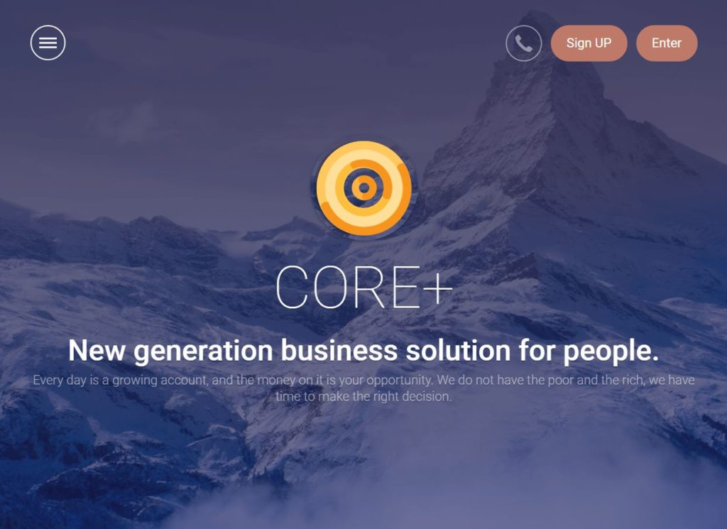 coreplus.biz